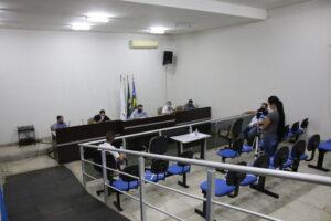 Vereadores tem sido atuantes nas votações de requerimentos e projetos nas sessões ordinárias.